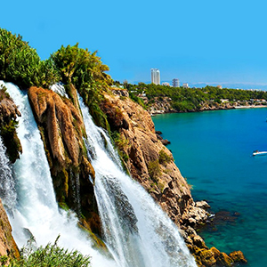 Antalya City Tour and Duden Waterfalls