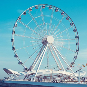 Baku Ferris Wheel Tour
