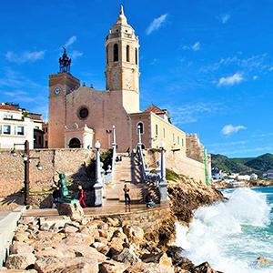 Barcelona Tarragona & Sitges Excursion