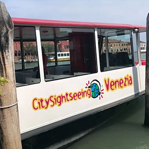 City Sightseeing Hop on hop off 24 hours