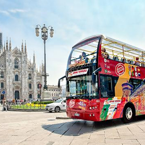 City Sightseeing hop on hop off 48 Hrs