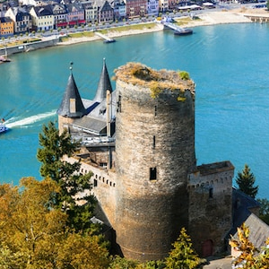 Day Trip down the Rhine with Wine Tasting Rhine Valley