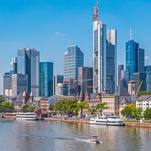 Frankfurt Sightseeing Cruise 1 or 2 Hours Cruise the River