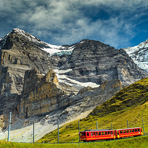 From Zurich Day Trip to Grindelwald & Interlaken