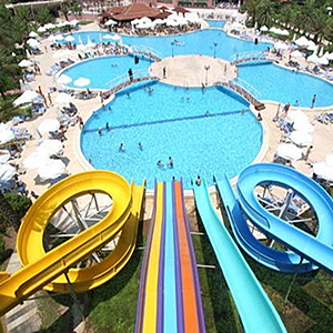 Full Day Aqualand & Dolphinland Tour SIC Antalya
