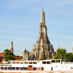 Full Day Ayutthaya Temple tour with river cruise and lunch