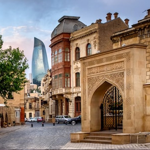 Full Day Baku City Tour