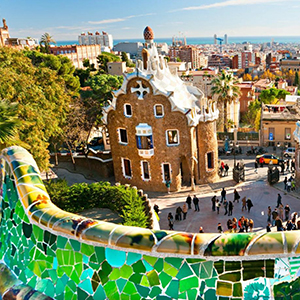 Full Day Barcelona Gaudi Tour