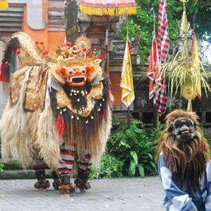 Full Day Barong Dance Kintamani Tour Bali
