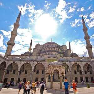 Full Day City Tour With Lunch Blue Mosque