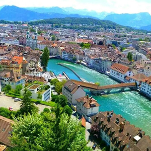 Full Day Lucerne most charming Swiss
