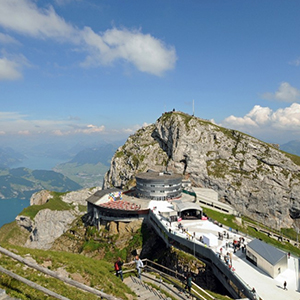 Full Day Pilatus - The Golden Round Trip SIC Zurich