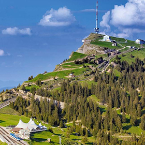 Full Day Rigi - Queen of the Mountain