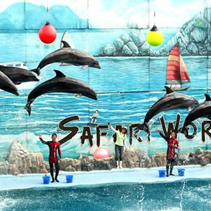 Full Day Safari World Marine Park with Lunch