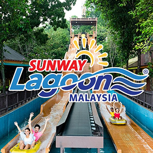 Full Day Sunway Lagoon Theme Park