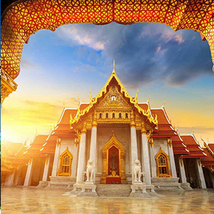 Half Day Bangkok City Temple Tour