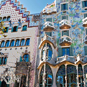 Half Day Barcelona Gaudi Tour