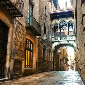 Half Day Barcelona Gothic Quarter Walking Tour