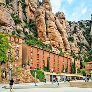 Half Day Barcelona Montserrat