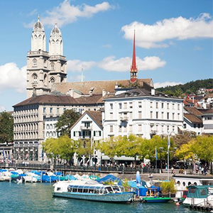 Half Day Best of Zurich City Tour SIC Discover Zurich