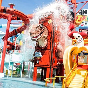 Half Day Cartoon Network Amazon Waterpark