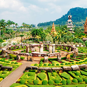 Half Day Nong Nooch Village Show without lunch