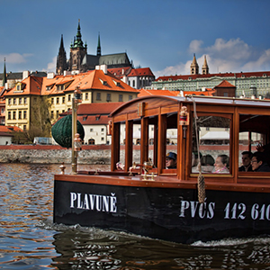 Half Day Prague Venice Boat Cruise