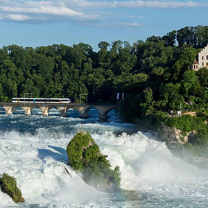 Half Day Rhine Falls - Europe's biggest waterfalls SIC