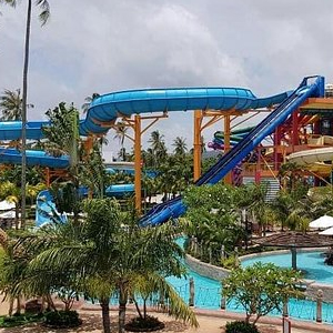 Half Day Splash Jungle Water Park