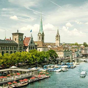 Half Day Zurich and Surroundings City Tour