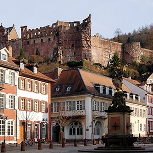 Heidelberg 6-Hour Tour from Frankfurt