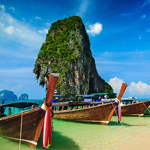Krabi Island Hopping Tour by Speedboat by Phuket