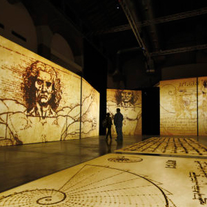 Leonardo Da Vinci Permanent Exhibition