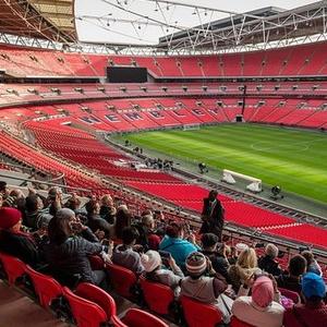 London Wembley Stadium Tour