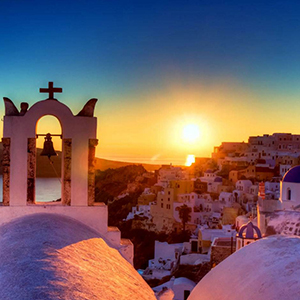 Oia Sunset and Traditional Villages Full Day Tou