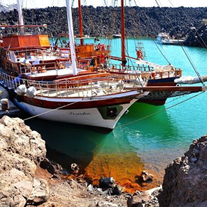 Santorini Volcanic Islands Cruise