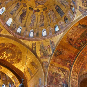 Venice Walking Tour with Byzantine Architecture & Art