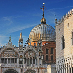 Venice in 1 Day Walking Tour Doges Palace & Golden Basilica