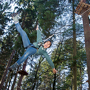 Vertical Rush Adventure at the Interlaken